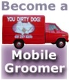 become a mobile dog groomer and cat groomer!